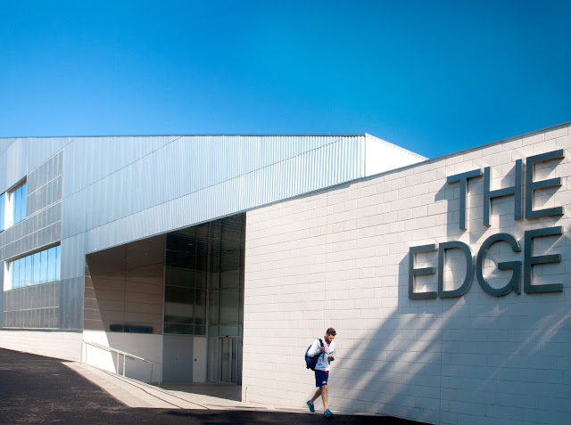 University of Bath - The Edge opens for art for all