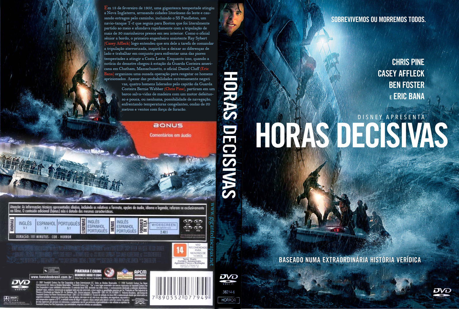 Torrent - Horas Decisivas Blu-ray rip 720p e 1080p Dublado 5.1 (2016)