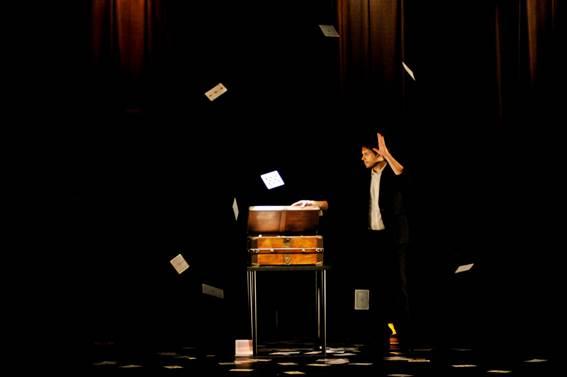 Espetáculos circenses trazem alegria ao palco do Sesc Santo Amaro
