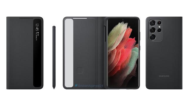 Offline Samsung Galay S21 SPen Cover