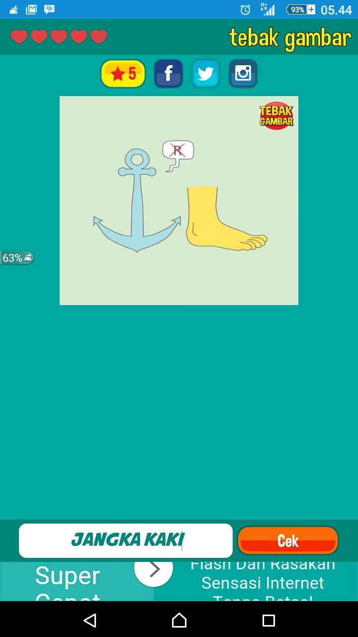 AMPERABOY: Kunci Jawaban Game Tebak Gambar dari Level 1 ...