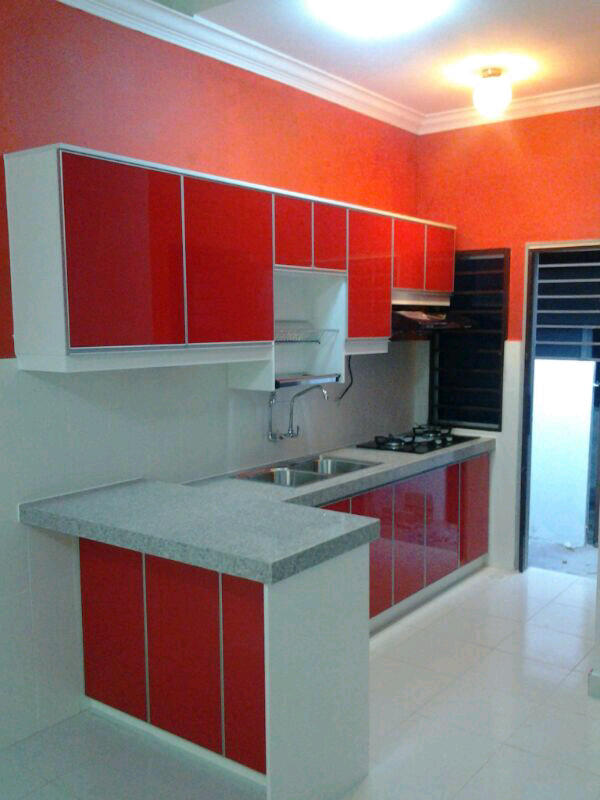 Jenis Table Top Granite Promotion Size 9 X 4 Accessorise All Incluce Hood Hob Elba Sink Harga Rm 5400