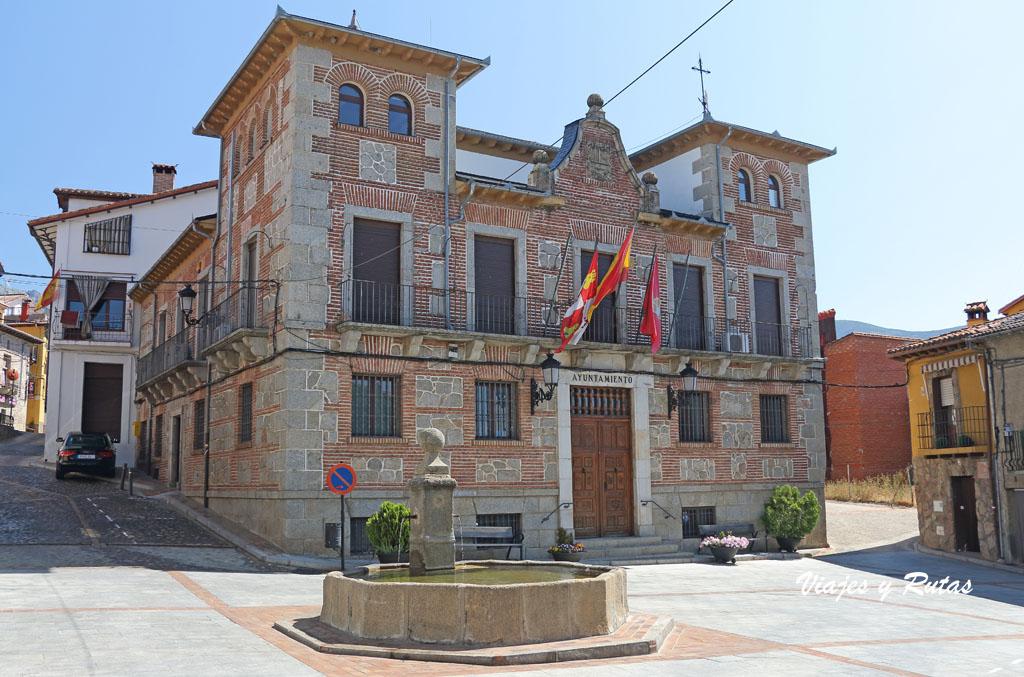 Ayuntamiento de Mombeltrán