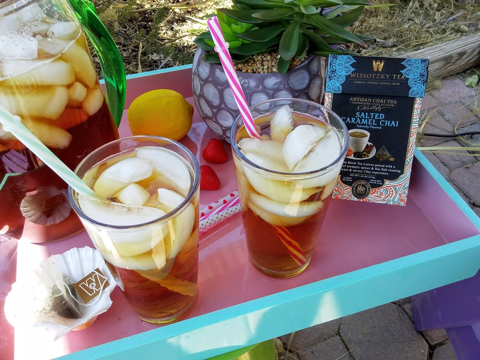 Mom Knows Best How To Make Flavorful Cold Brew Ice Tea