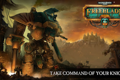 Download Game Android WARHAMMER FREEBLADE MOD APK