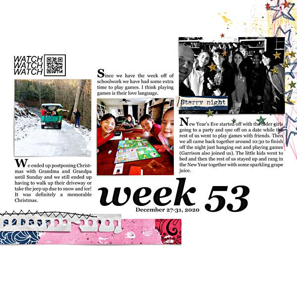 Week 53 {left}