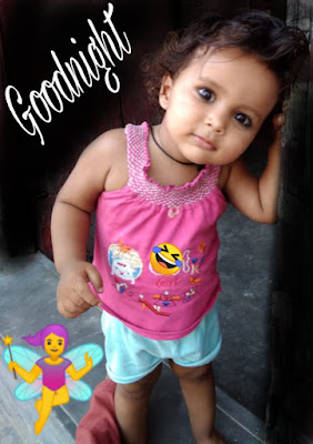 cute baby good night image pics photo very beautyfull