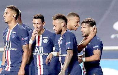 باريس سان جيرمان يخسر امام باريس سان جيرمان