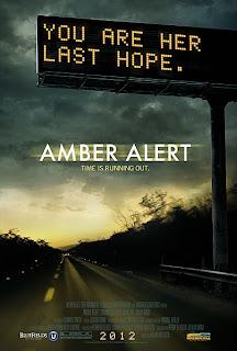 capa - Amber Alert – HDRip