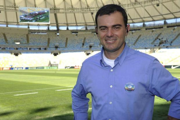 Tino Marcos pede licença da TV Globo até o fim do ano