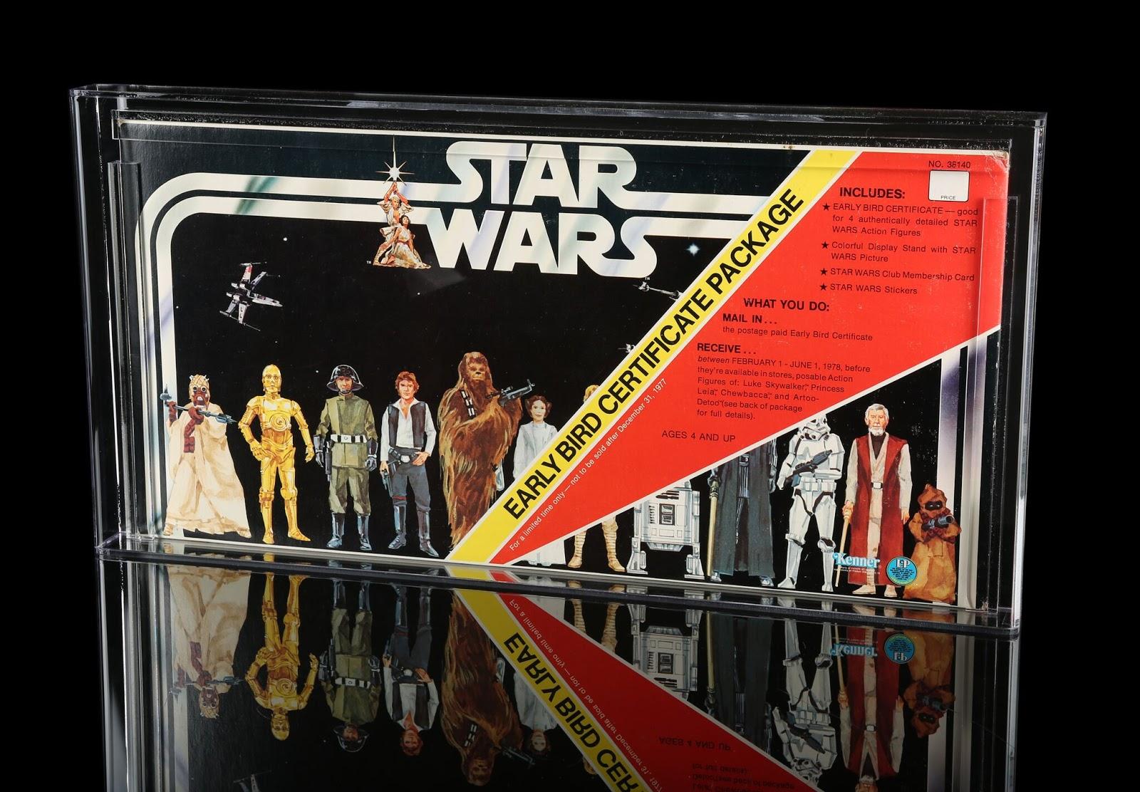 Star Wars Galactic Files Series 1 Base Card #296 Eopie
