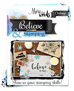 More than words - believe & stamping