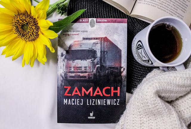 """""""Zamach"""" Maciej Liziniewicz - patronacka recenzja przedpremierowa"""