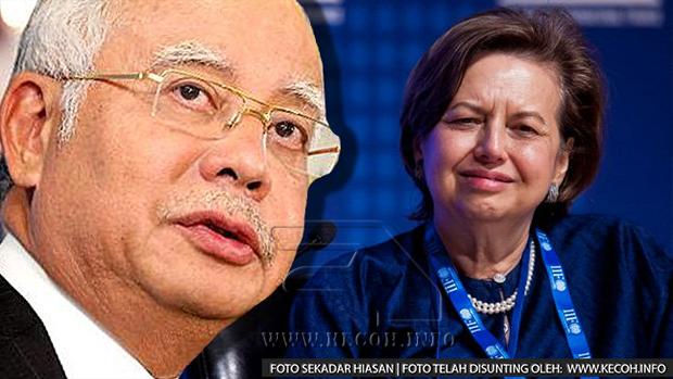 Akhir Zeti Dedahkan Rahsia Dan Perkara Sebenar Tentang Najib