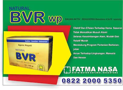 Pestisida Biologi BVR Nasa Bandung