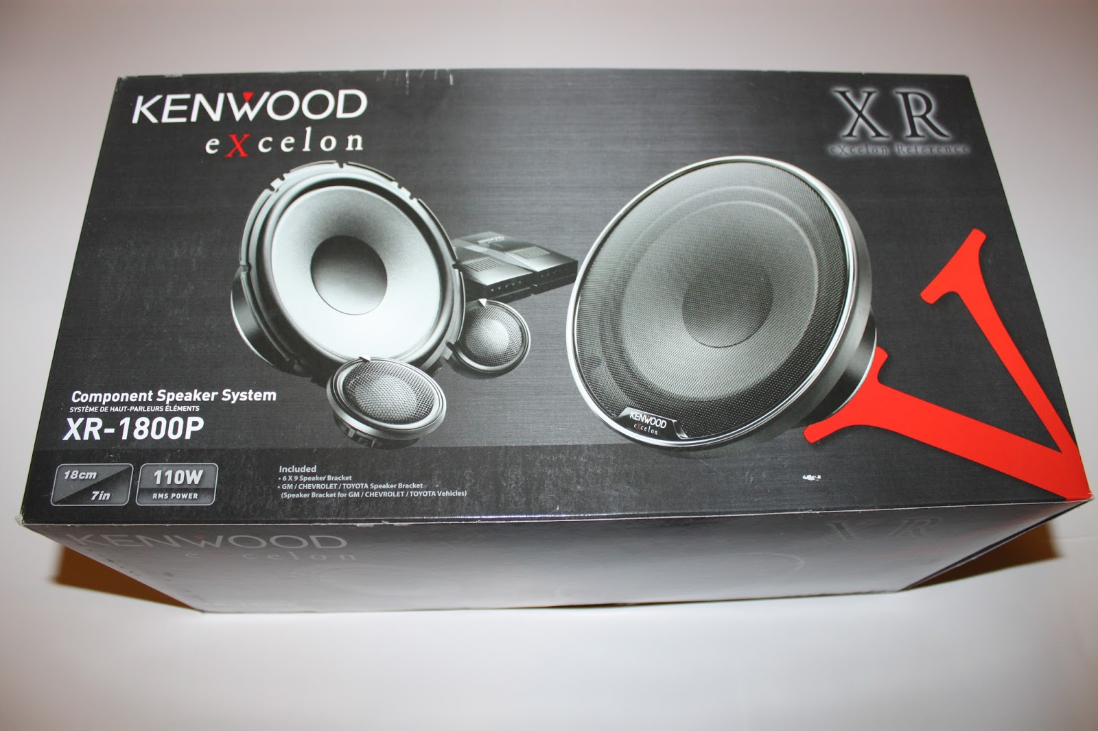 Stereowise Plus: Kenwood Excelon XR-1800P 7