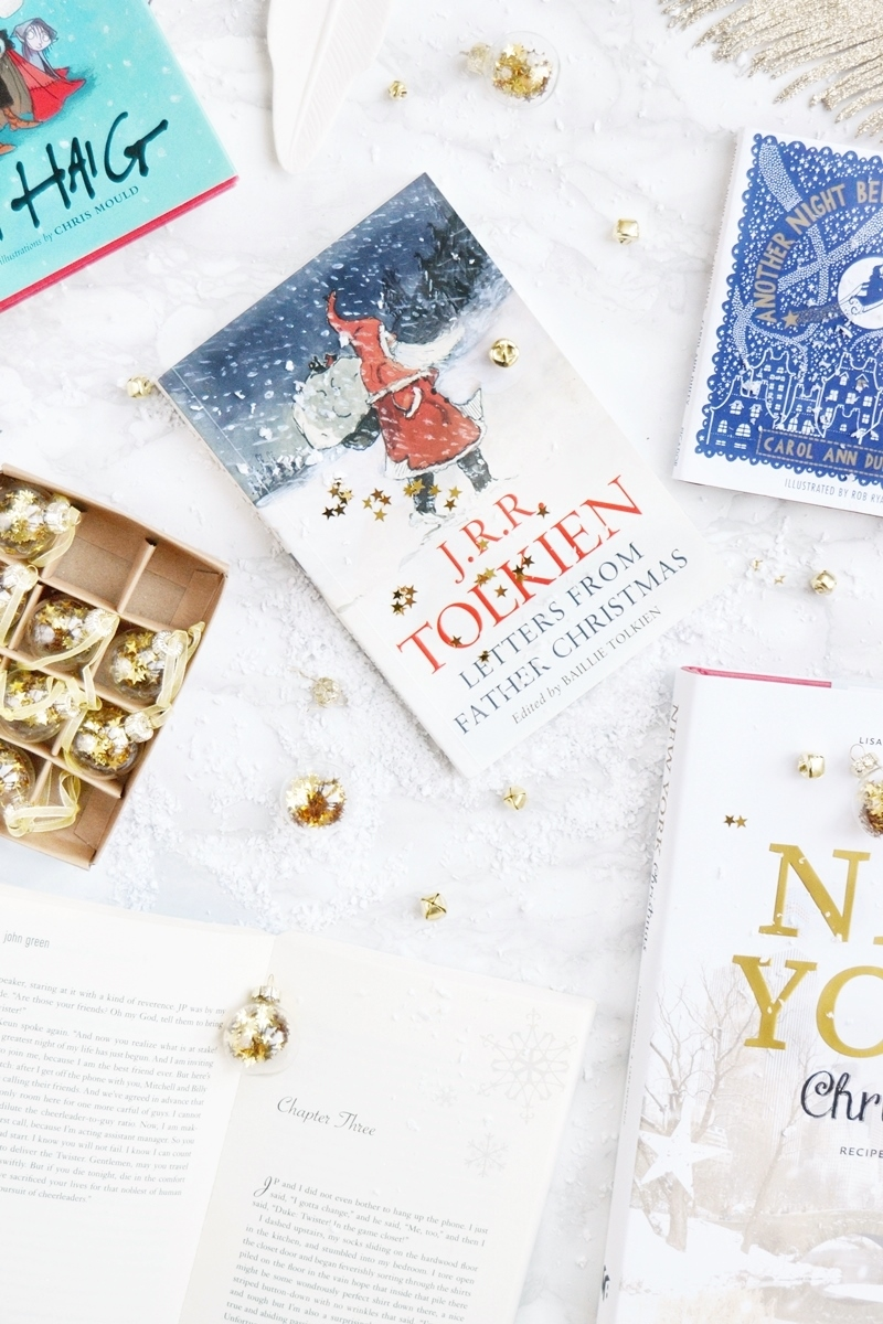 A christmas reading list 2017 makeup savvy makeup and beauty blog letters from father christmas by jrr tolkien buy here 786 without a doubt the sweetest christmas book ive ever purchased spiritdancerdesigns Choice Image