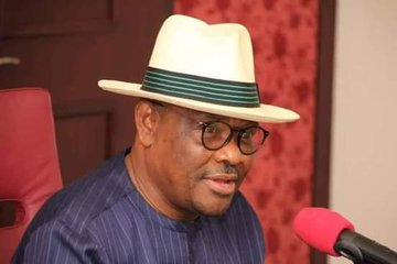Gov. Wike Reveals Another PDP Governor Will Follow Umahi To APC