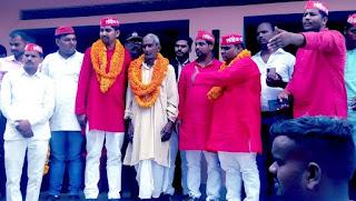 #JaunpurLive : समाजवादी पार्टी बनायेगी सरकार:ओमनाथ