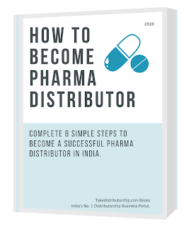 How to Become Pharma Distributor in 8 Simple Steps Book in PDF ( English )