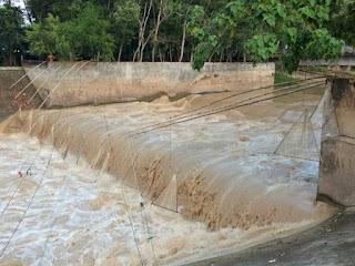 মাধবপুরের সোনাই নদী রাবার ড্যাম : বদলে দিয়েছে কৃষি ও পর্যটন