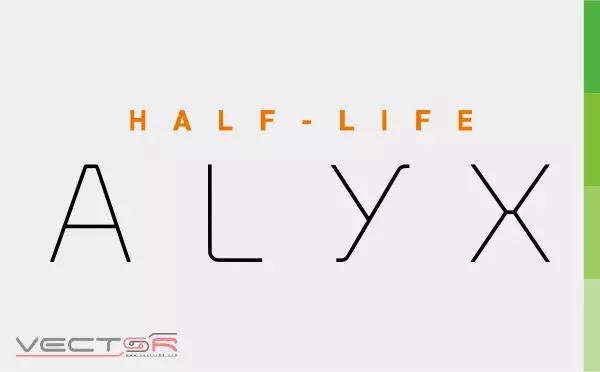 Half-Life: Alyx (2020) Logo - Download Vector File CDR (CorelDraw)