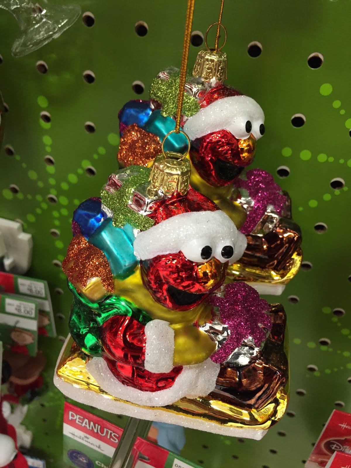 Muppet Stuff: Target Sesame Street Ornaments!