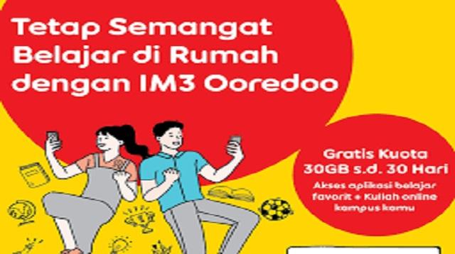 Kode Voucher Indosat Gratis