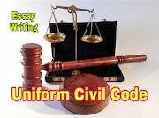 Essay on Uniform Civil Code | Uniform Civil Code Essay | Uniform Civil Code Meaning and Facts