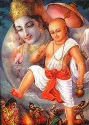 Shukracharya and Vamana Incarnation of Lord Vishnu – How ...