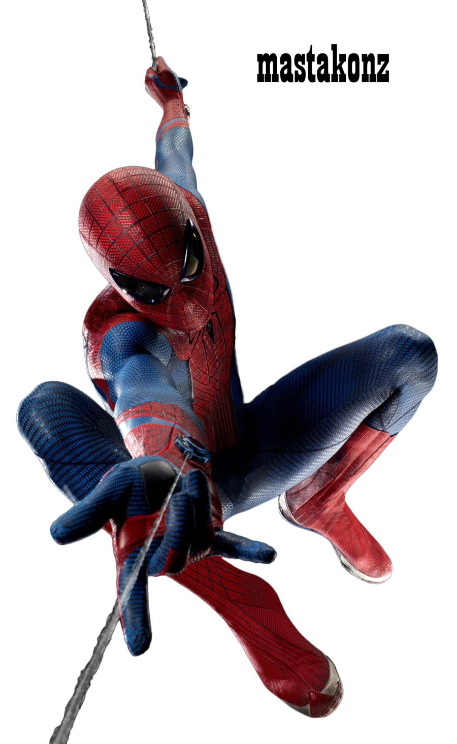 Render Spiderman