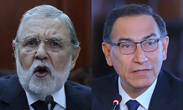 Tribunal Constitucional, alertan que se alista fallo para vacar a Vizcarra
