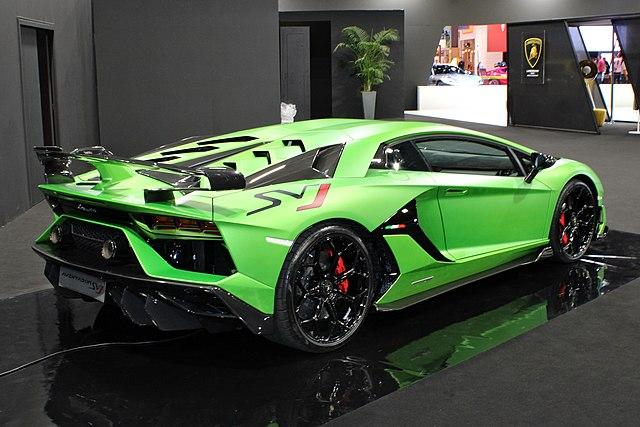 Spesifikasi dan Harga Lamborghini Aventador SVJ Terbaru ...