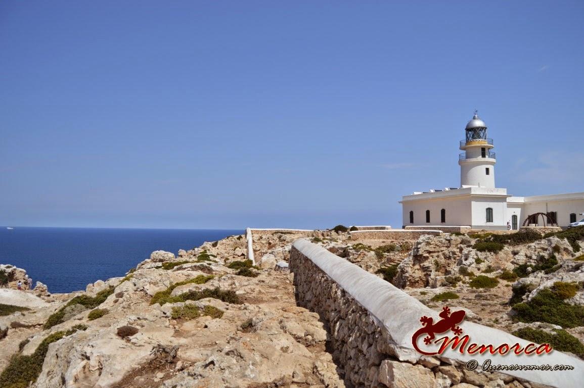 Faro de Caballería Menorca