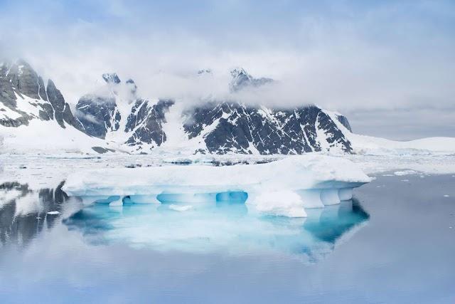 Des microplastiques découverts pour la première fois en Antarctique