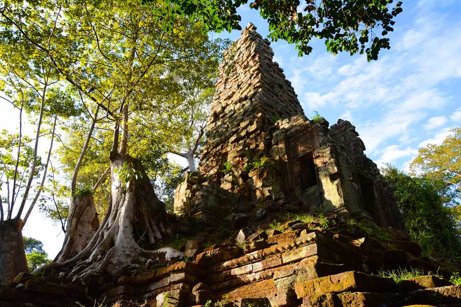 Angkor, Angkor Thom, Bajon
