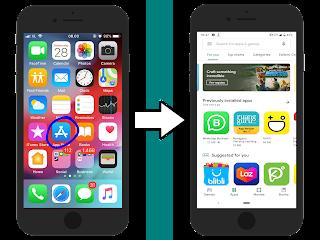 Apple AppStore yang Salah