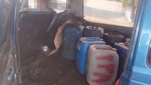 Sopir Pengangkut Penyalahgunaan BBM Subsidi Ngaku Dibackingi Oknum Polisi