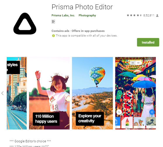 Top Best Photo Editing Apps
