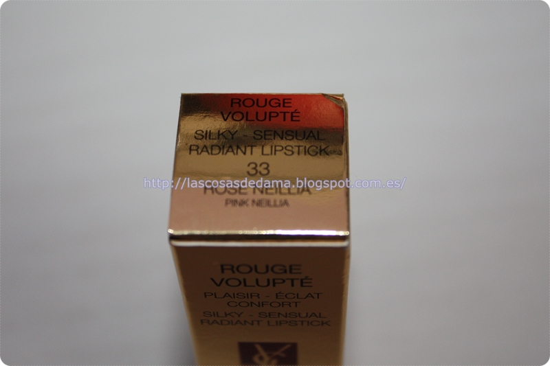 Rouge Volupté Yves Saint Laurent Rose Neillia