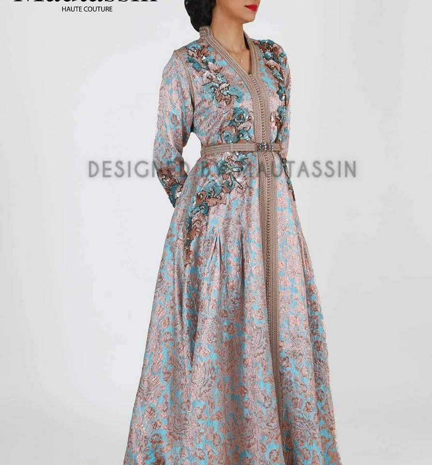 caftan vert 2015 robe marocaine pas cher caftan marocain boutique 2018 vente caftan au maroc. Black Bedroom Furniture Sets. Home Design Ideas