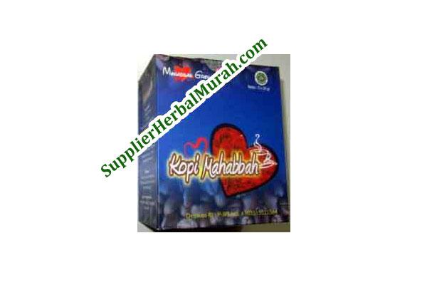 Kopi Mahabbah (Sinergi Aprodisiac Herbal)