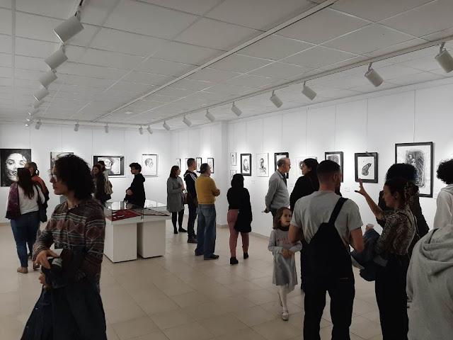 Exposici%25C3%25B3n%2BIan%2BLorenzo IMG 20200123 WA0006 - Fuerteventura.- Inaugurada Exposición de Ian Lorenzo en Casa Cultura de Pueto del Rosario