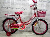 Sepeda Anak United Pom Pom (4) 18 Inci