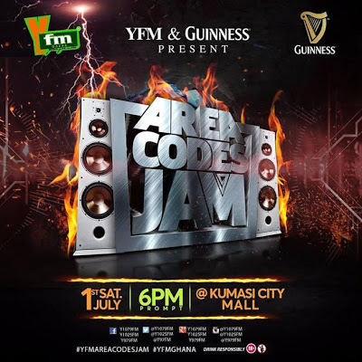 YFM Takes Area Codes Jam To Kumasi On Republic Day