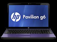 تعريفات لاب توب  hp pavilion g6-2200 لويندوز 7