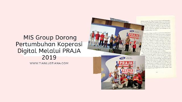 MIS Group Dorong Pertumbuhan Koperasi Digital Melalui PRAJA 2019