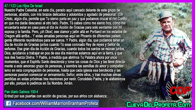 El gran día de Acción de Gracias - William Branham en Español