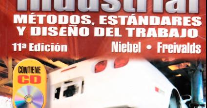 Ingenieria Industrial Metodos Tiempos Y Movimientos Niebel Pdf Download