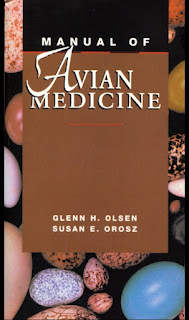 Manual of Avian Medicine 1st Edition